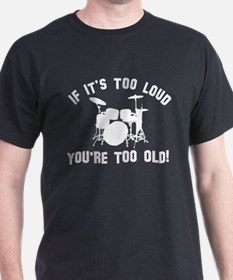 Drum Vector designs T-Shirt