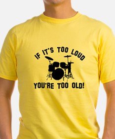 Drum Vector designs T