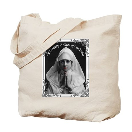 """""""Desperately in Need of..."""" Tote Bag"""