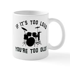 Drum Vector designs Mug