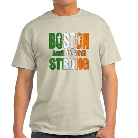 Boston Irish Strong T-Shirt