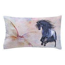 Blue Unicorn 1 Pillow Case