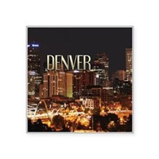 Denver Colorado Sticker