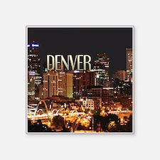 Denver Colorado Sticker