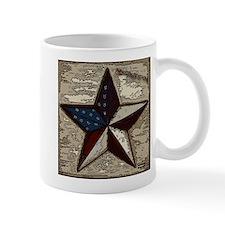 Americana Star Mug