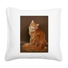 Yes - I know Im Pretty Square Canvas Pillow