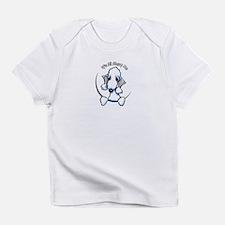 Bedlington Terrier IAAM Logo Infant T-Shirt