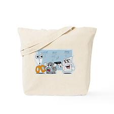 Rock Paper Scissors Tote Bag