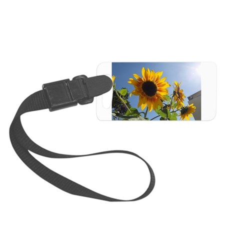 Sunflowers Style 2 Luggage Tag