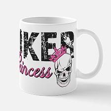 Biker Princess Mug