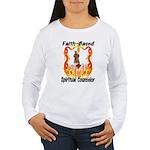 Spiritual Counselor Women's Long Sleeve T-Shirt