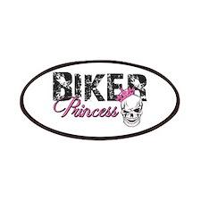 Biker Princess Patches