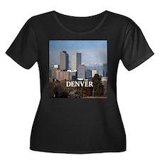 Denver Colorado Plus Size T-Shirt