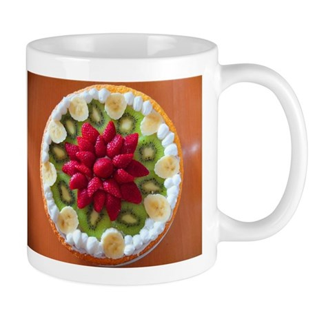 Fruity Summer Cake Mug