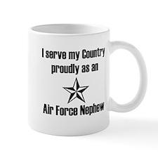 AF Nephew Serve Country Mug