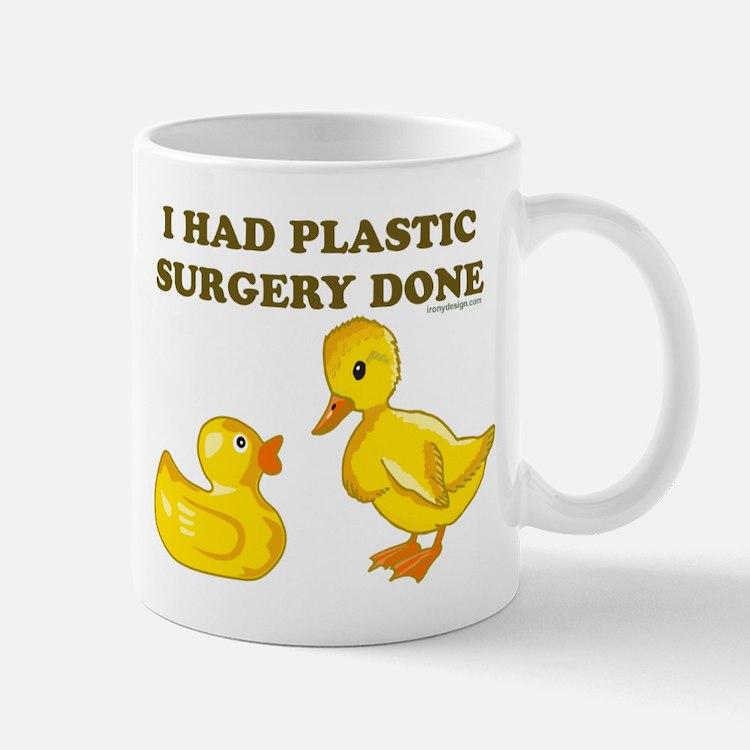 Cute Cosmetic surgery Mug