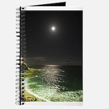 Super Moon Beach Journal