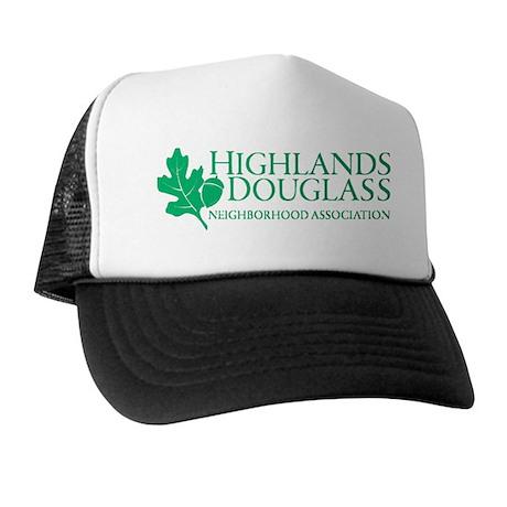 Highlands Douglass Trucker Hat