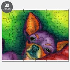 Lazy Chihuahua Puzzle