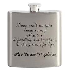 AF Nephew Sleep Well Aunt Flask