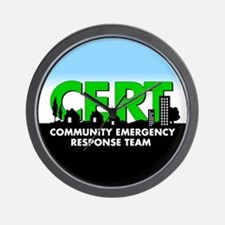 Cert Wall Clock