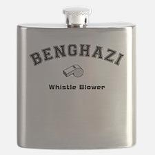 Benghazi Whistle Blower Flask