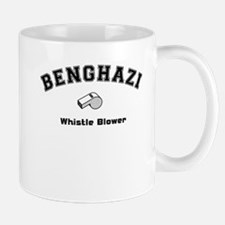 Benghazi Whistle Blower Mug