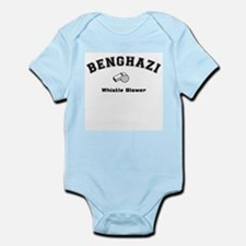 Benghazi Whistle Blower Body Suit