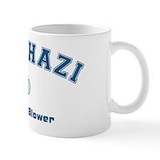 Benghazi Whistle Blower Blue Mug