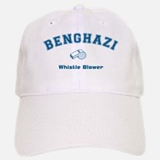 Benghazi Whistle Blower Blue Baseball Baseball Baseball Cap