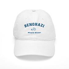 Benghazi Whistle Blower Blue Baseball Baseball Cap