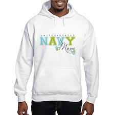 Navy Mom Jumper Hoody