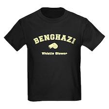 Benghazi Whistle Blower Ye T-Shirt