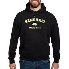 Benghazi Whistle Blower Ye Hoodie