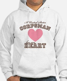 A United States Corpsman has Hoodie