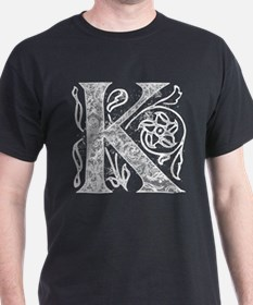 Fancy Monogram K T-Shirt