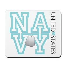 United States Navy Mousepad