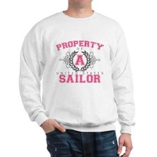 Property of a U.S. Sailor Sweatshirt