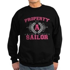 Property of a U.S. Sailor Sweatshirt