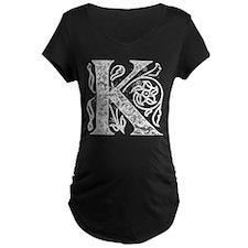Fancy Monogram K T-Shirt