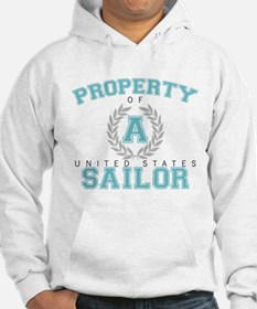 Property of a U.S. Sailor Hoodie
