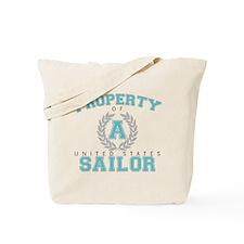 Property of a U.S. Sailor Tote Bag