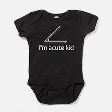 Im acute kid Baby Bodysuit