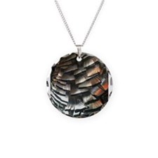 Turkey Feathers Necklace