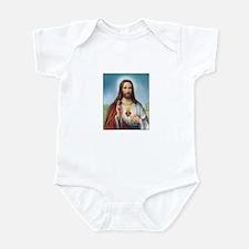 Sacred Heart of Jesus Infant Bodysuit