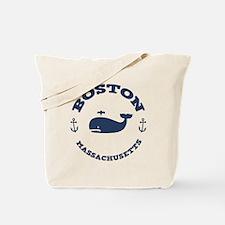 Boston Whale Excursions Tote Bag