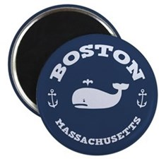 Boston Whale Excursions Magnet