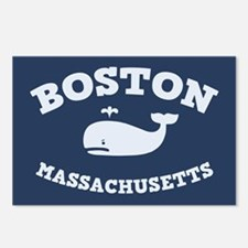 Boston Whale Excursions Postcards (Package of 8)