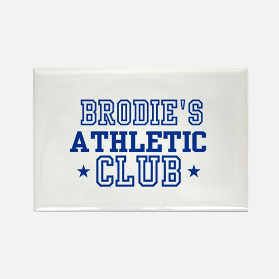 Brodie Rectangle Magnet