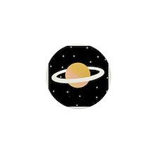 'Saturn' Mini Button (100 pack)